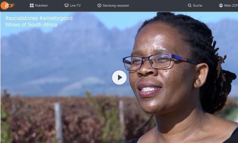 Ntsiki Biyela – die erste schwarze Weinmacherin am Kap