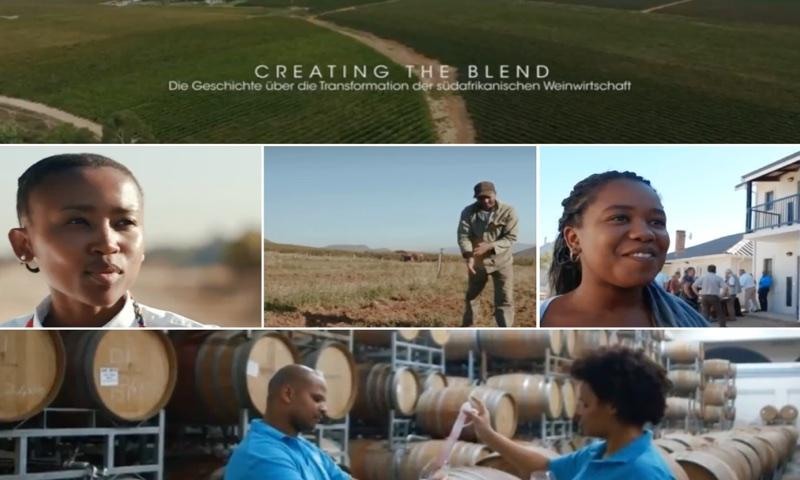Creating the blend – Südafrikas Weinwirtschaft im Wandel