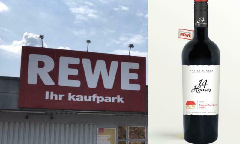 """REWE fördert mit Wein """"14 Homes"""" Sozialstandards in Südafrika"""