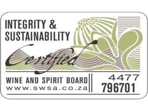 "Siegel ""Integrity & Sustainability"""