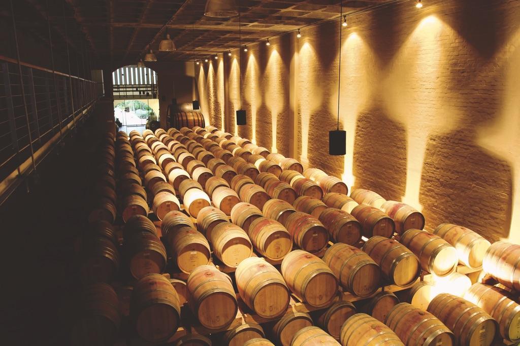 Export von Südafrikanischen Weinen 2019