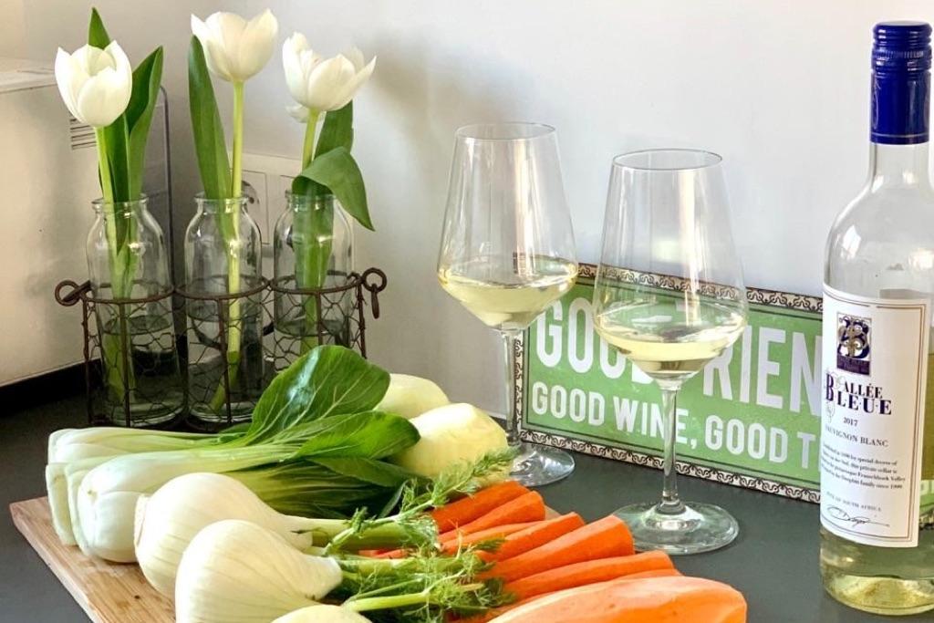 Am 1. Mai Südafrikas aromareichen Sauvignon Blanc feiern