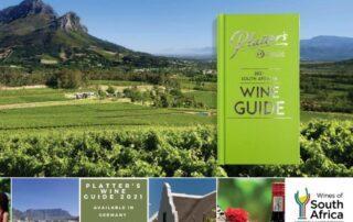 Südafrikas Weinbibel -Platter's Wine Guide erhältlich in Deutschland