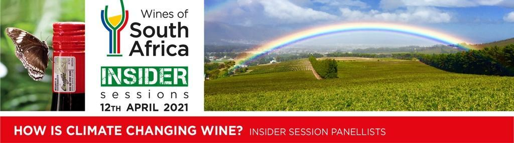 Wines of South Africa's Insider Sessions 2021